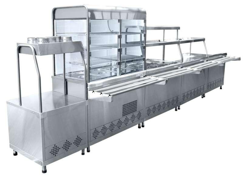 Выкуп оборудования столовых
