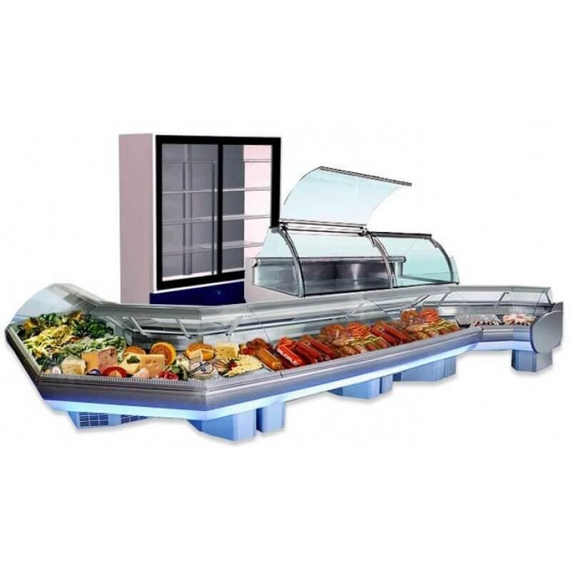 Выкуп оборудования для магазина продуктов б у